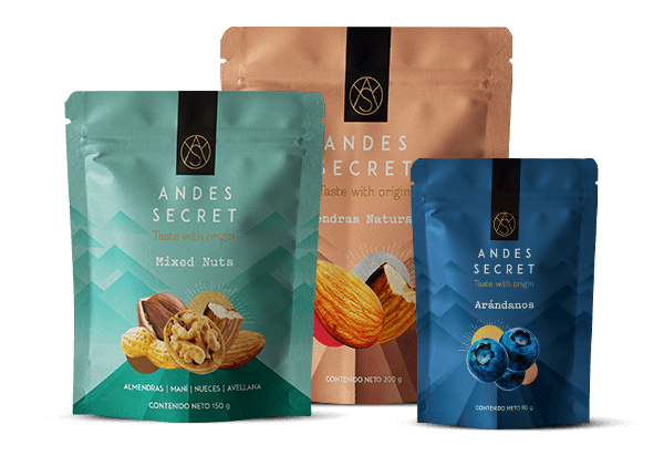 Productos Andes Secret